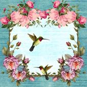 Flower Frame icon