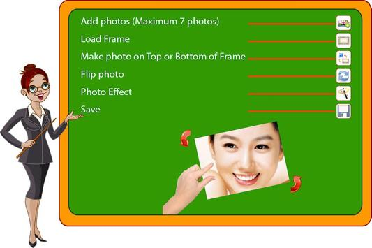 Flower Frame apk screenshot