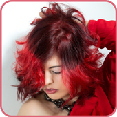 Hair Color Changer Photo Edit icon