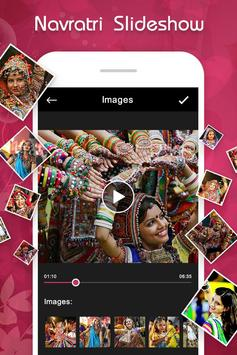 Navratri Slideshow Maker with Music apk screenshot