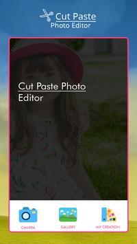 Cut Paste Photo Editor apk screenshot