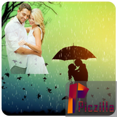 Monsoon Love Photo frame icon