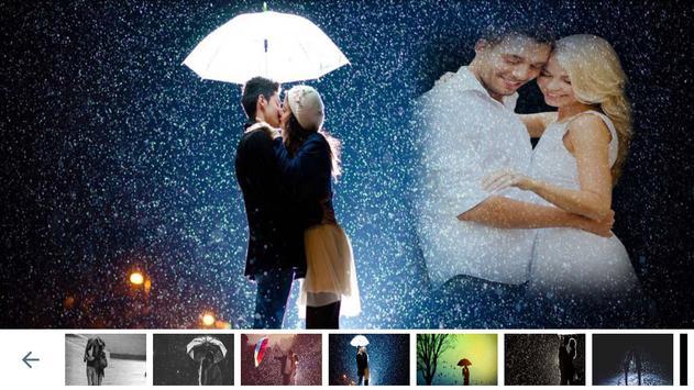 Monsoon Love Photo frame apk screenshot