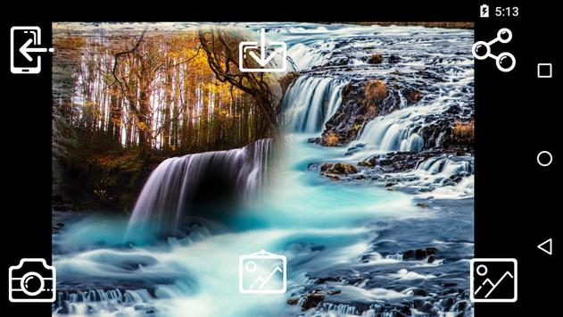 Waterfall Photo Frames screenshot 3