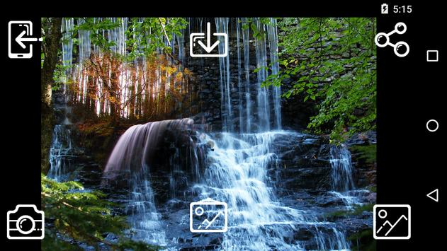 Waterfall Photo Frames screenshot 5