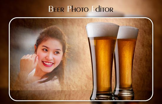 Beer Photo Editor poster