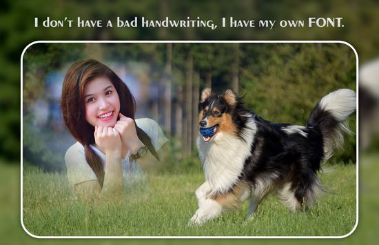 Dog Photo Editor screenshot 3