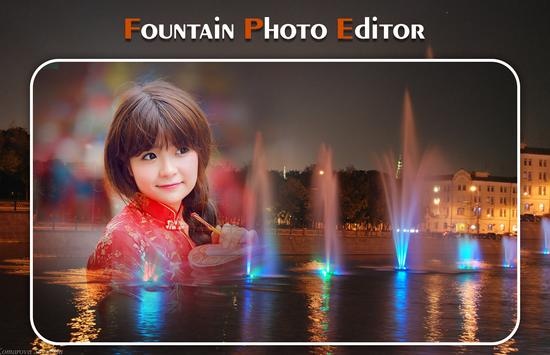 Fountain Photo Editor apk screenshot