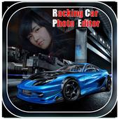 Racing Car Photo Editor icon