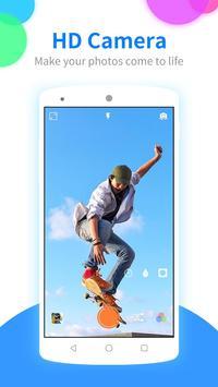Poster Videocamera HD selfie Camera