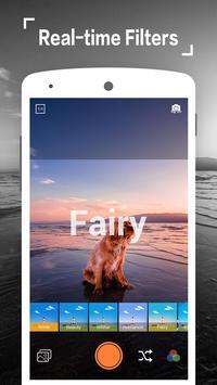 Schermata apk Videocamera HD selfie Camera