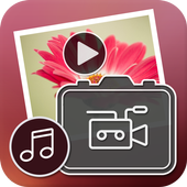 Photo Slideshow with Music - Song Movie Maker icon