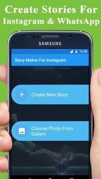 Story Maker For Instagram poster