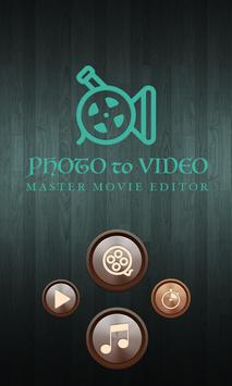 Photo Video Editor with Music poster