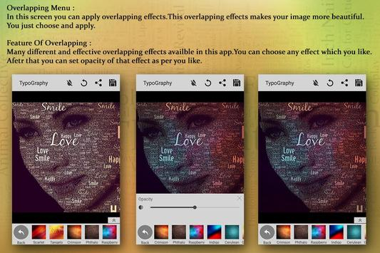 Typo Photo Editor apk screenshot