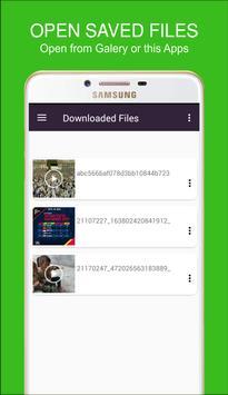 FastSave Plus apk screenshot