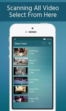 Unlimited Video Merger Joiner - Easy Video Joiner apk screenshot