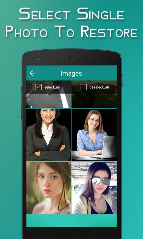 Recover Deleted Photos for Android - APK Download