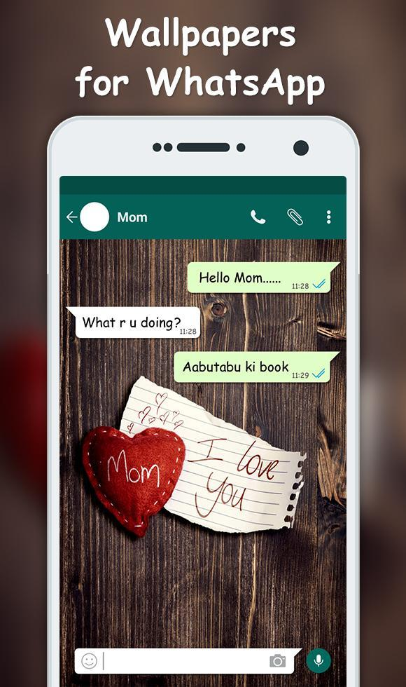 Wallpaper For Whatsapp Chat Background Für Android Apk