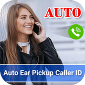 Gesture Answer Call - Auto Ear Pickup Caller ID icon