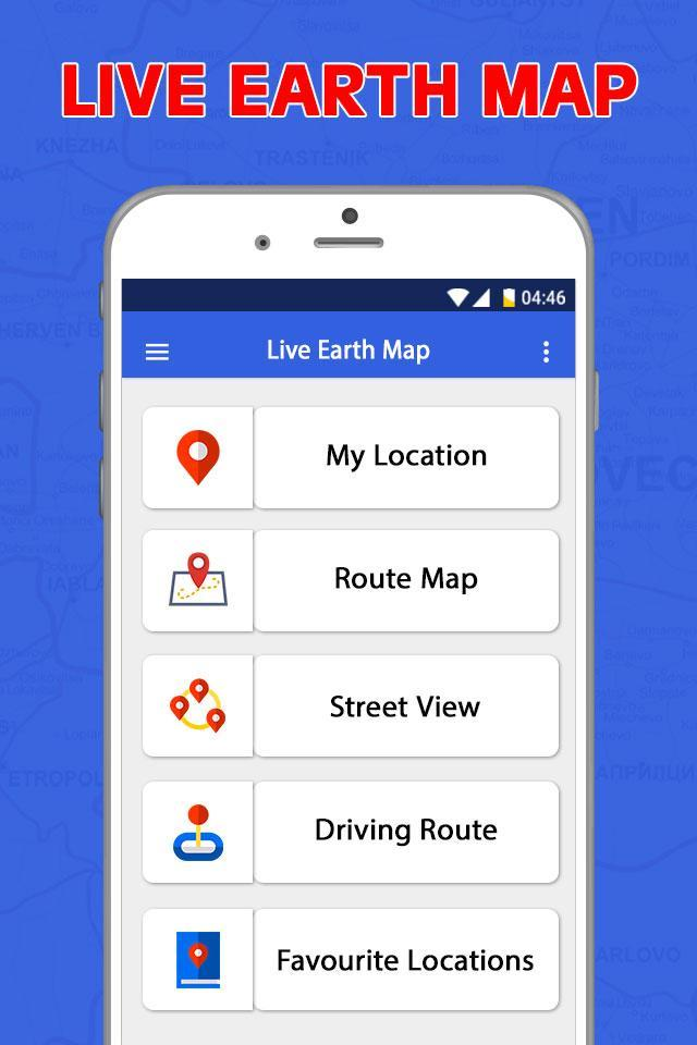 Live Earth Map 2018 : Satellite View for Android - APK Download