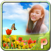 Garden Photo Frames icon
