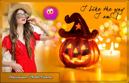 Halloween Photo Frames poster