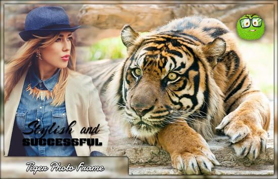 Tiger Photo Frames for Android - APK Download