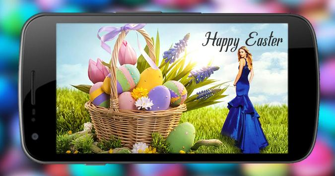Easter photo editor screenshot 1