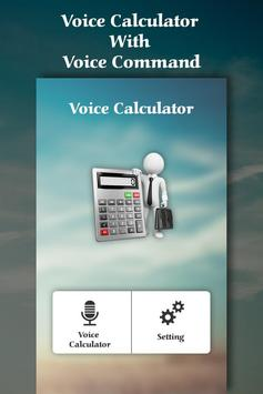Voice Calculator poster