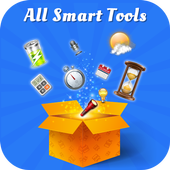 Smart Tools : Compass, Calculator, Ruler, Bar Code icon