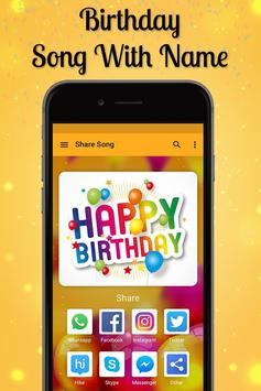 Birthday Song With Name screenshot 4