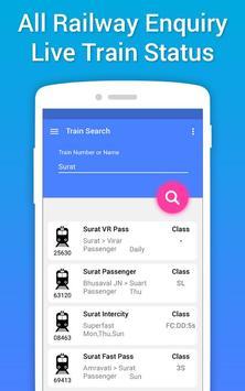 Live Train Status, PNR Status & Train Tickets screenshot 3