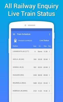 Live Train Status, PNR Status & Train Tickets screenshot 4