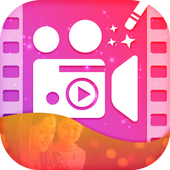 New Year Photo Video Maker icon