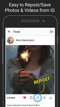FastRepost poster