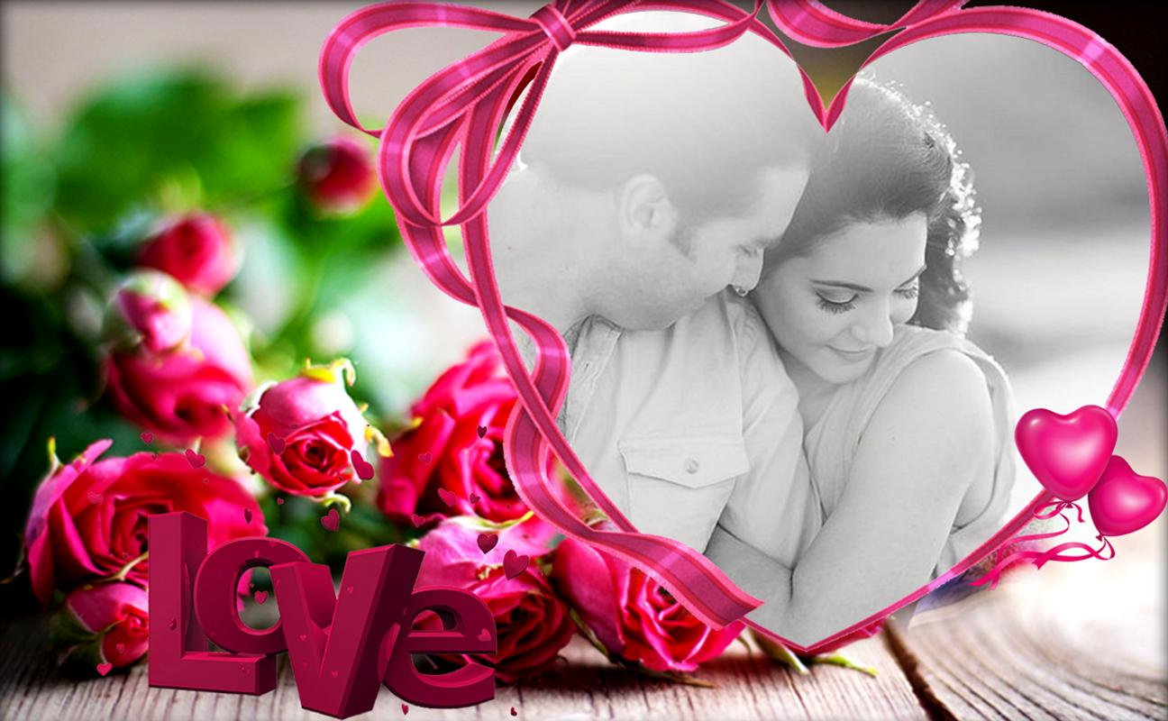 Romantic Love - Rose Love Photo Frames for Android - APK Download