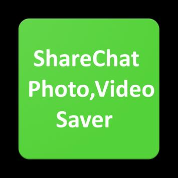 Photo, Video Saver for ShareChat poster