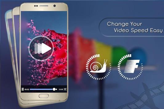 Slow & Fast Motion Video Maker apk screenshot