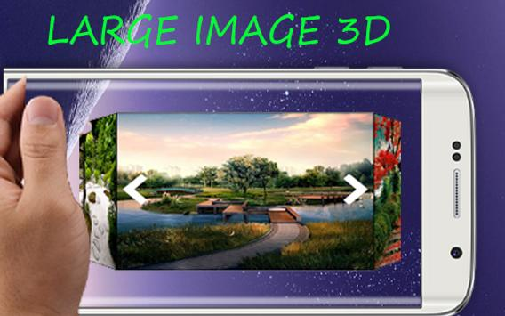 Gallery 3D and Photo HD  2018 screenshot 1