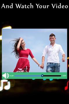 Mini Movie Maker with Music apk screenshot