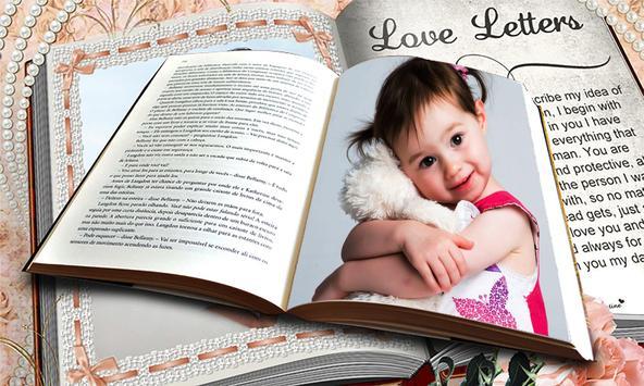 Book Photo Frames poster