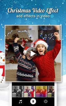 Christmas Video Maker With Music 2017 screenshot 3