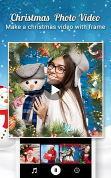 Christmas Video Maker With Music 2017 poster