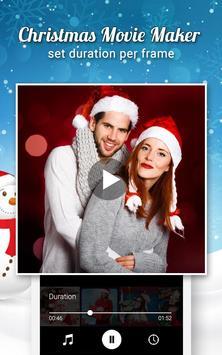 Christmas Video Maker With Music 2017 screenshot 2