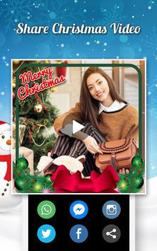Christmas Video Maker With Music 2017 screenshot 4