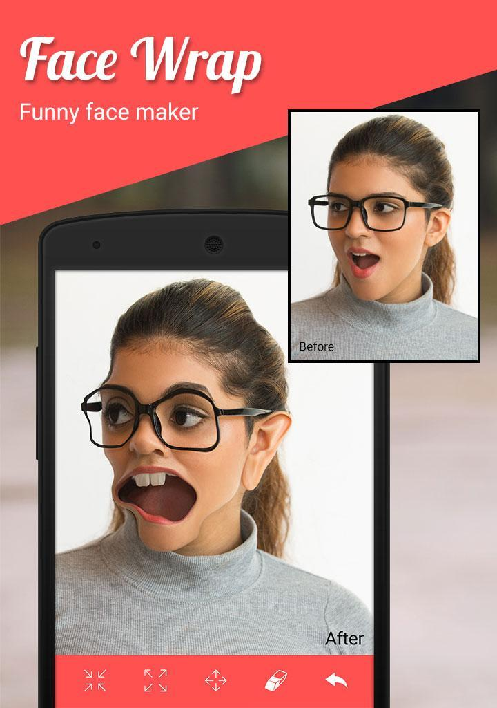 Funny Face - Photo Warp Editor for Android - APK Download