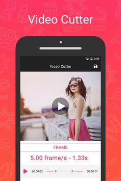 Video Trimmer and Cutter - Easy Video Editor apk screenshot