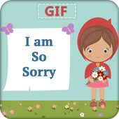 I Am Sorry GIF Collection icon