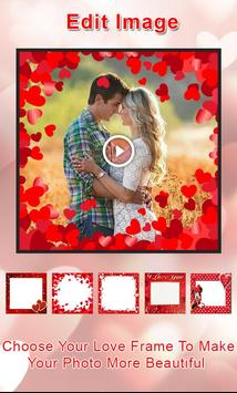Love Movie Maker with Music : Photo Video Maker apk screenshot